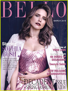 Sophia Bush Emphasizes The Importance Of Quality Roles For Women in Bello Mag
