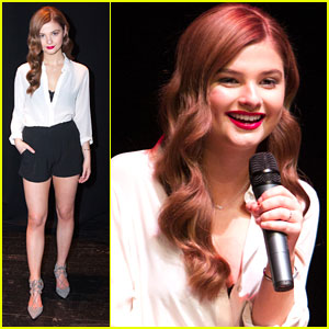 Stefanie Scott Launches Sinister New 'Insidious: Chapter 3' Trailer - See The Pics!