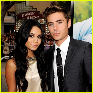 Vanessa Hudgens Opens Up About Dating Ex Zac Efr