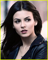 It's Okay, Victoria Justice Gets Spooked By 'Eye Candy' Too