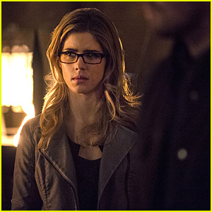 Felicity is 'Heartbroken' on Tonight's 'Arrow'