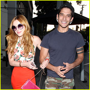 Are Bella Thorne & Tyler Posey Dating? She Responds!