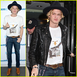 Cody Simpson on Girlfriend Gigi Hadid: 'She's a Great Girl'