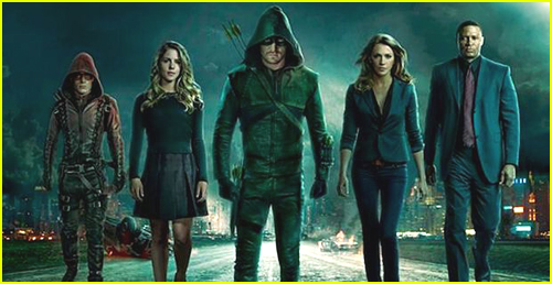'Arrow' Loses One Cast Member - Find Out Who Here!