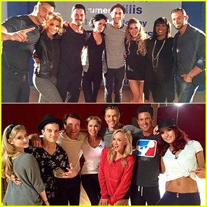 'Dancing with the Stars' Group Dances - Team Trouble vs. Team Yolo! (Videos)