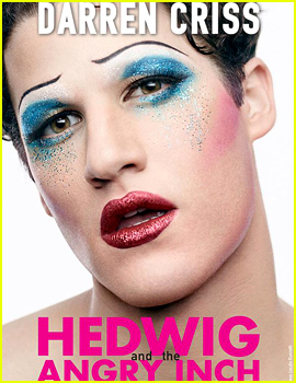 Darren Criss in 'Hedwig & the Angry Inch': First Look Photo!