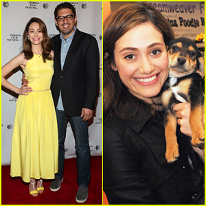 Emmy Rossum Has Some Thoughts About People Who Cut Lines