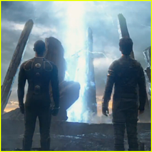 Michael B. Jordan & Miles Teller Showcase Superhuman Powers in 'Fantastic Four' Trailer - Watch Now!
