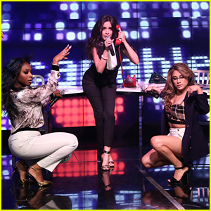 Fifth Harmony Make it 'Worth It' on 'Live! With Kelly & Michael' - Watch Now!
