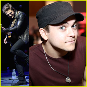 Hunter Hayes Sings With Garth Brooks & Keith Urban During ACM Lifting Lives Gala