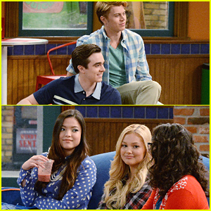 The 'I Didn't Do It' Girls Trade In Logan & Garrett For New Guys On Tonight's Ep