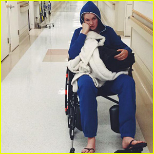 Ireland Baldwin Recovers From Appendicitis!