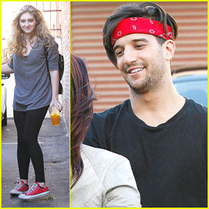 Willow Shields Gives Shoutout to DWTS Troupe Dancers