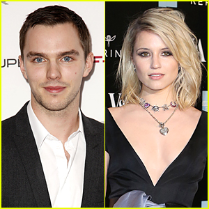 Nicholas Hoult & Dianna Agron Are Dating?