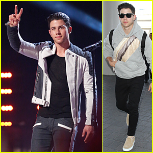 Nick Jonas Puts Us In 'Chains' On 'The Voice' - Watch Now!