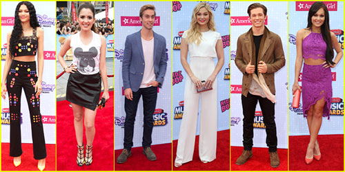 Who Made JJJ's Radio Disney Music Awards 2015 Best Dressed List? Find Out Here!