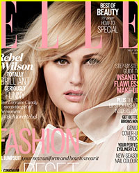 If You Haven't Seen Rebel Wilson's ELLE UK Cover, Then See It Now