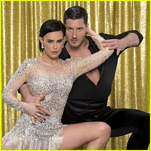 Rumer Willis & Val Chmerkovskiy Bring Out the 60s Jive on 'DWTS' - Watch Now!