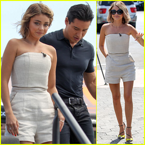 Sarah Hyland is 'So Happy' for Boyfriend Dominic Sherwood's 'Shadowhunters' Role