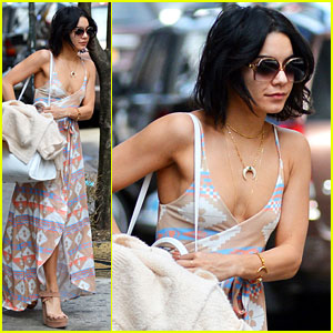 Vanessa Hudgens Gets Really Excited About Reaching 7 Million Instagram Followers