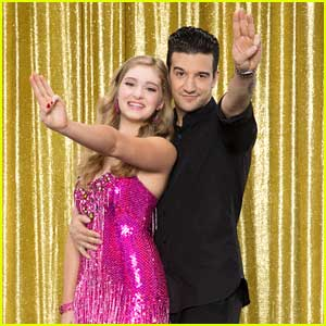 Willow Shields & Mark Ballas: Vote For Their Best Dance From 'DWTS' Season 20!