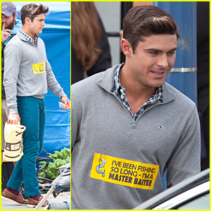 Zac Efron's 'Dirty Grandpa' Character Calls Himself a 'Master Baiter'