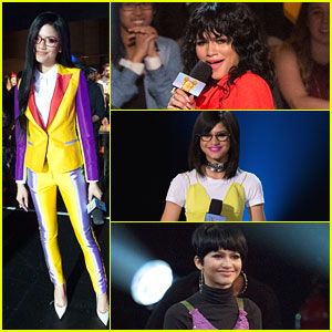 Zendaya Rocks A Ton of Looks For Hosting Duties at RDMAs 2015 - See Them Here!