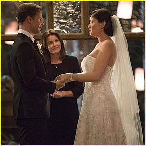 Alaric & Jo Get Married On 'Vampire Diaries' Tonight!