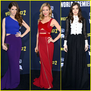 Anna Kendrick & Hailee Steinfeld Hit All the Right Notes at 'Pitch Perfect 2' Premiere