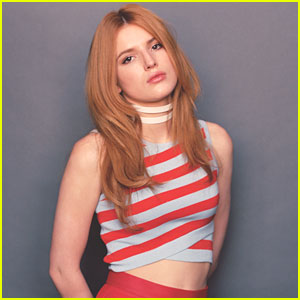 Bella Thorne On Fellow Disney Channel Actors: 'All The Disney Kids Work Hard & Are Such Good Actors'