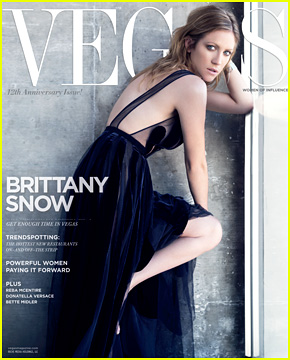 Brittany Snow Saw Britney Spears in Vegas With Anna Kendrick!