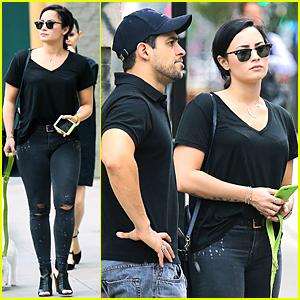 Demi Lovato Explains How Wilmer Valderrama Kept Her Sober