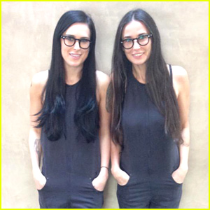 Rumer Willis Is Identical to Mom Demi Moore in This Photo!
