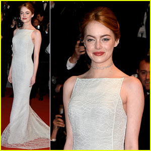 Emma Stone Is a Dior Darling in Cannes!