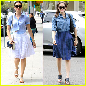 Emmy Rossum Can't Put Down 'Lost Girls' By Bob Kolker