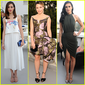 Emmy Rossum & Sophia Bush Party It Up With Glamour Mag & Rumer Willis