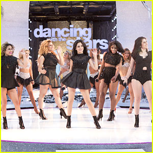 Fifth Harmony Brings 'Worth It' to 'Dancing With the Stars' Stage - Watch Now!