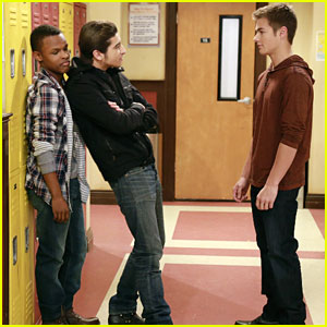 Riley, Farkle & Maya Meet The Lucas Friar Of the Past On 'Girl Meets World'