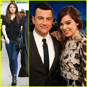 Hailee Steinfeld on April Fool's Joke with Joe Jonas: 'We Forgot To Say April Fool's'