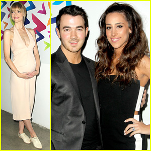 Kevin & Danielle Jonas Couple Up for NYC Event