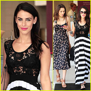 Jessica Lowndes & Noel Homsi Tour Cannes Ahead Of Festival Screening