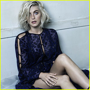 Julianne Hough On Playing Grease's Sandy: 'I Know There's Going To Be Some Haters'