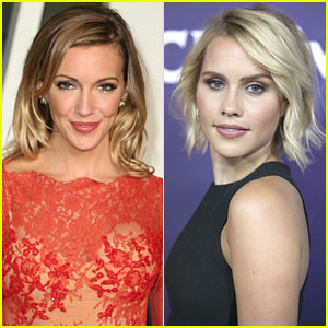 Claire Holt & Katie Cassidy Both Book Thriller Movie Roles