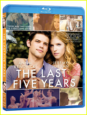 Win 'The Last Five Years' Blu-ray & Soundtrack! Enter the Contest Now!