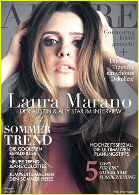 Laura Marano Talks About Upcoming Music With 'Ajoure' Mag