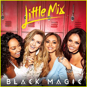 Little Mix Debut 'Black Mag