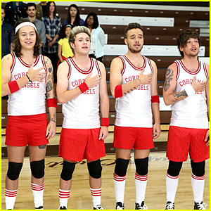 One Direction's Dodgeball Video is a Must Watch!