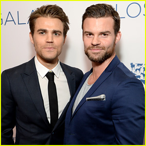 Paul Wesley & Daniel Gillies Team Up for Humane Society Benefit
