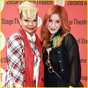 That's So Raven Reunion! Raven Symone & Anneliese van der Pol Reunite For 'The Way We Get By' Opening Night