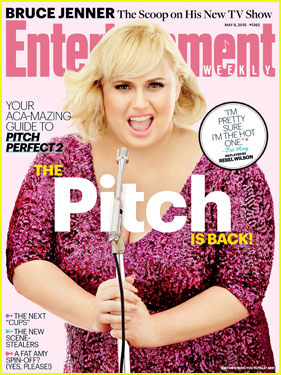 Rebel Wilson Overcame Fear in 'Pitch Perfect 2'